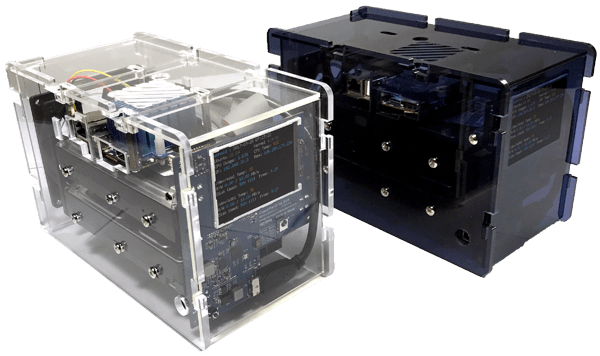 best odroid xu4 case options - cloudshell2 NAS odroid xu4