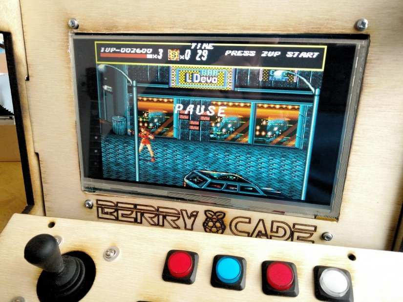DIY Retro Arcade Cabinet - Part 4 - Assembly and configuration