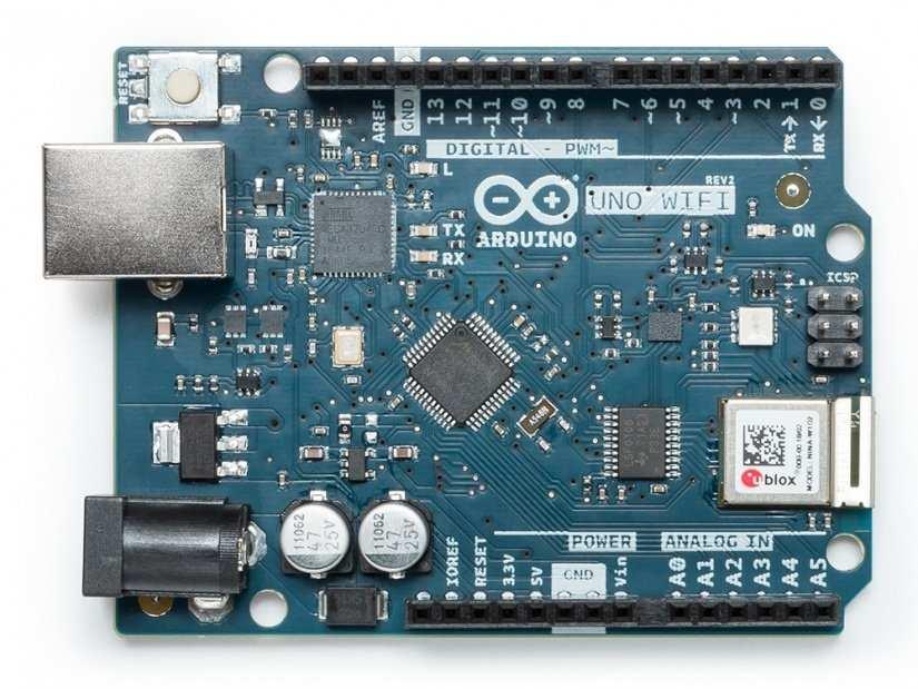 Arduino Uno WiFi Rev 2