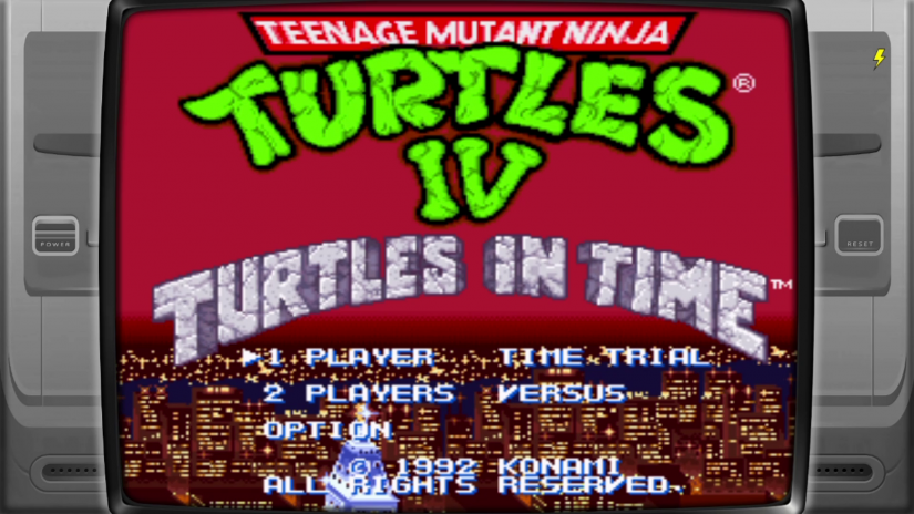 Batocera Review: Learn how to Install Batocera on Raspberry Pi - turtles in time snes