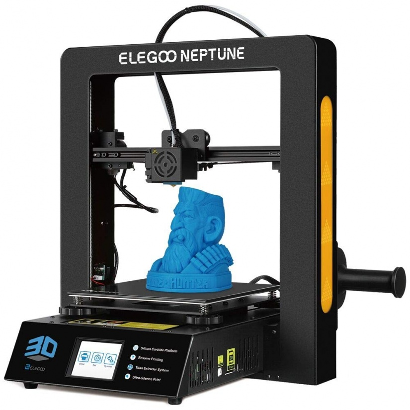 Best 3D printers you can buy - elegoo neptune