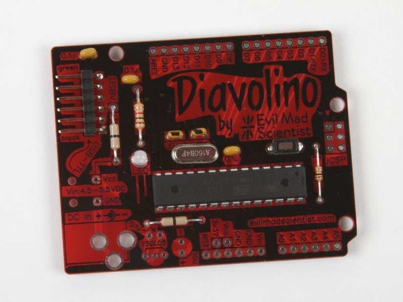 Best Arduino Clones - Diavolino Arduino Alternative