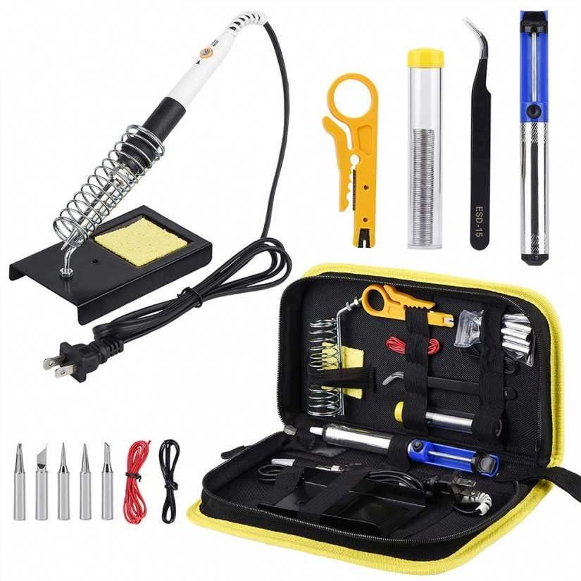 Best Must-have Maker Tools - soldering staiton