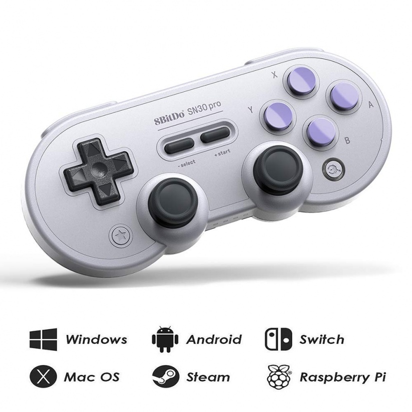 Best Raspberry Pi Accessories: Must-own Raspberry Pi Add-ons - retro game controllers