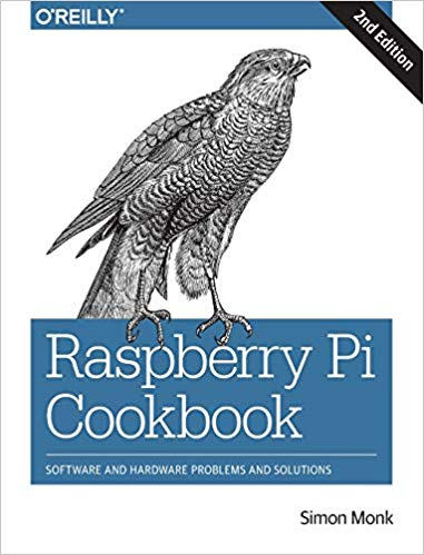 best raspberry pi books you should read - raspberry pi cookbook