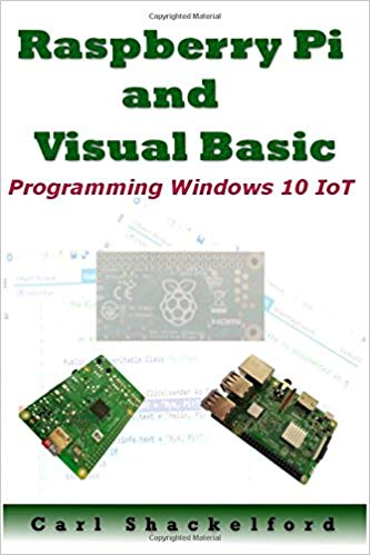best raspberry pi books you should read - raspberry pi and visual basic