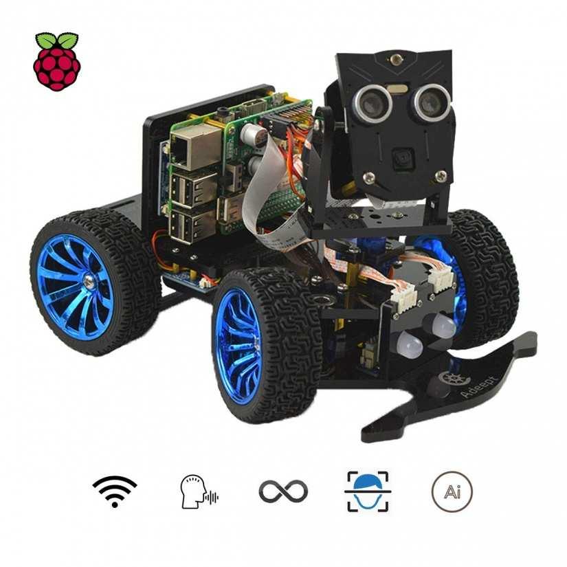 Best Raspberry Pi Kit for Kids - adeept mars rover