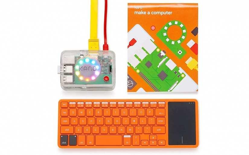 Best Raspberry Pi Kit for Kids - kano kit