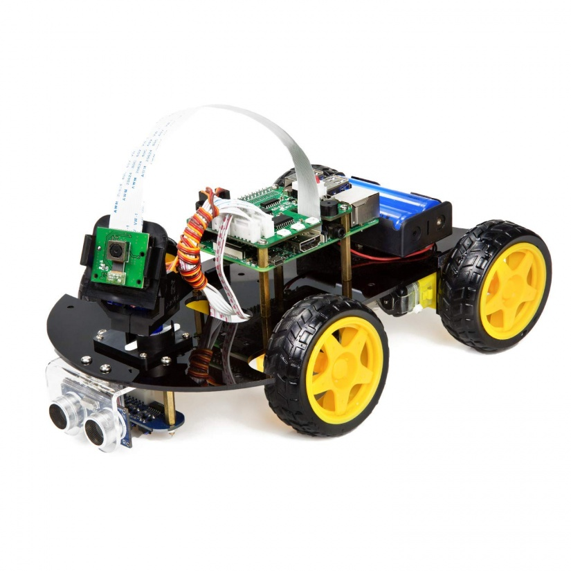 Best Raspberry Pi Kit for Kids - uctronic