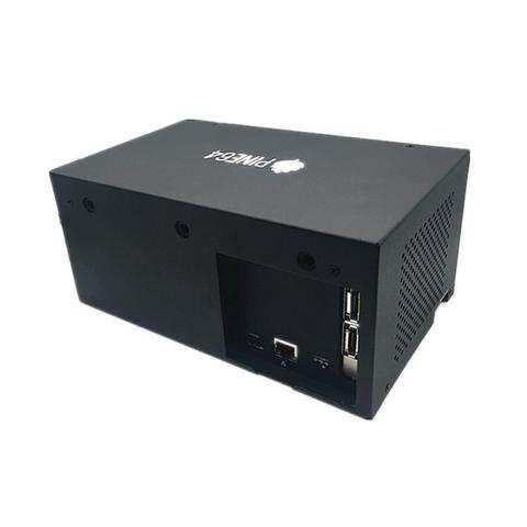 Best RockPro64 Case Options - ROCKPro64 Metal Desktop/NAS Case