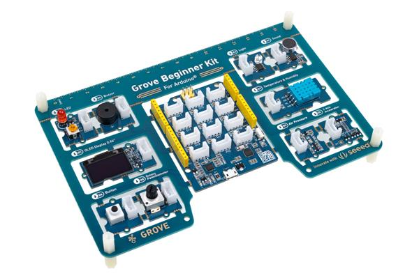 Best Seeed Studio Grove Modules, Sensors, and Accessories