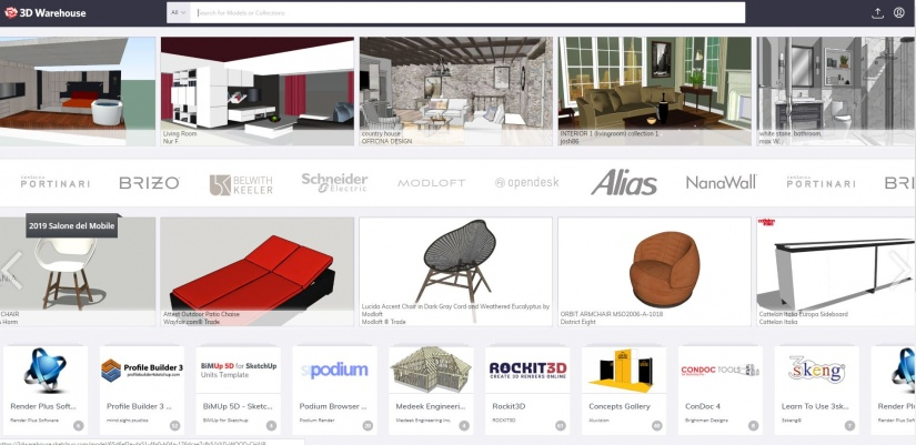 Best Websites for 3D Printing Models: Best Sites for 3D Printer Files - 3d warehouse