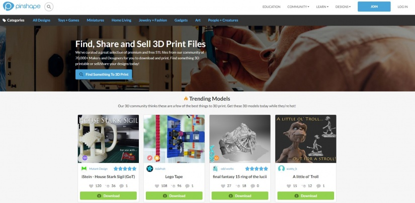 Best Websites for 3D Printing Models: Best Sites for 3D Printer Files