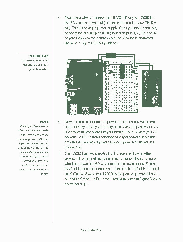 Book Review: Learn Robotics With Raspberry Pi - Matt Timmons-Brown