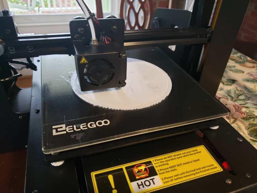 Elegoo Neptune 3D printer Review - best cheap 3d printer