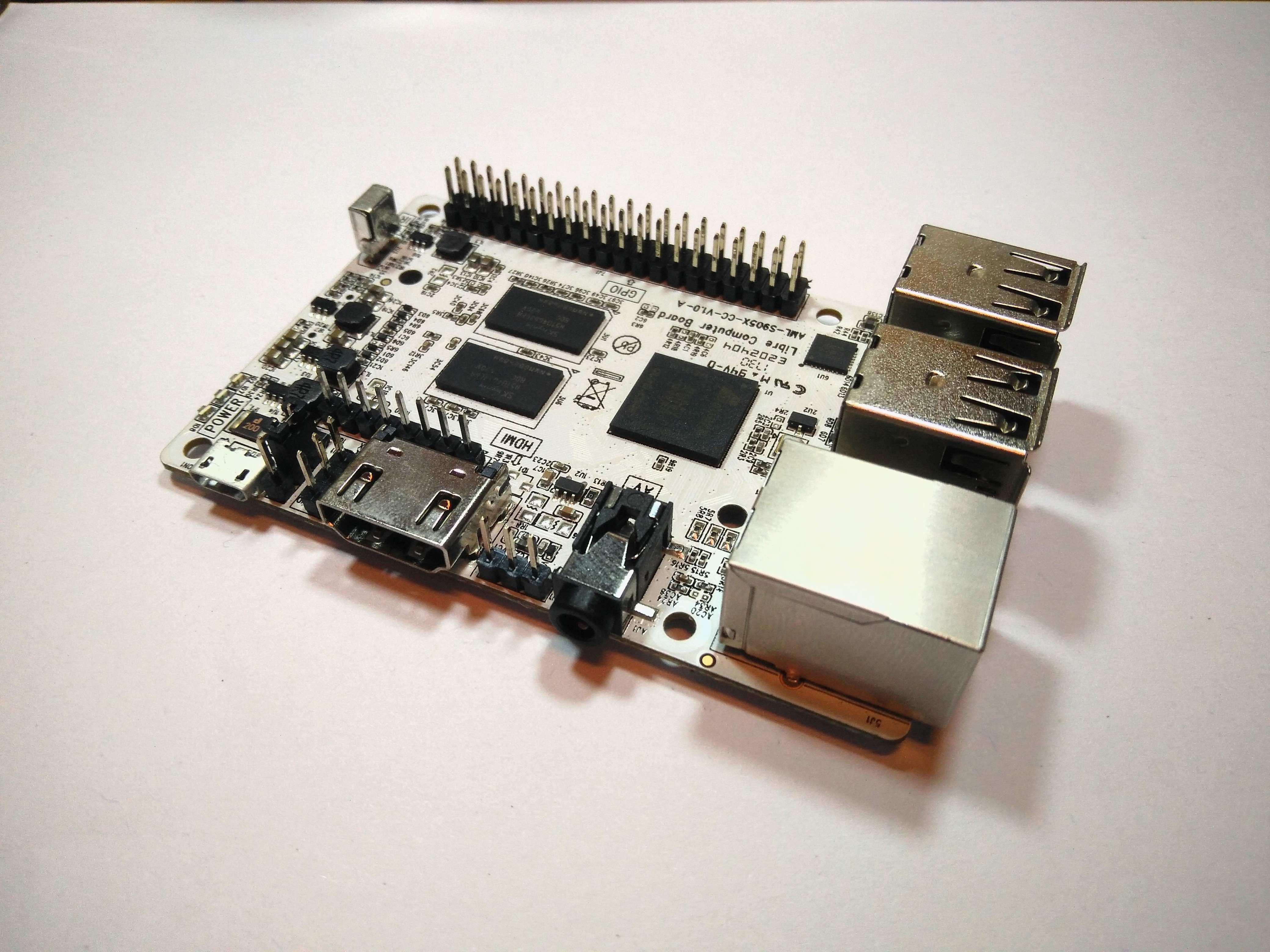 """Libre Computer Project AML-S905X-CC """"Le Potato"""" Review"""