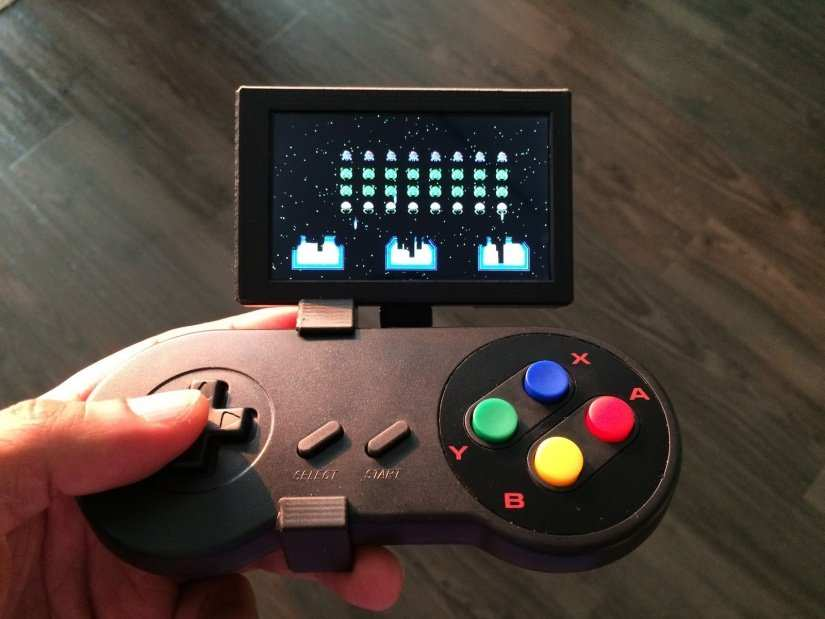 how to make a game with raspberry pi