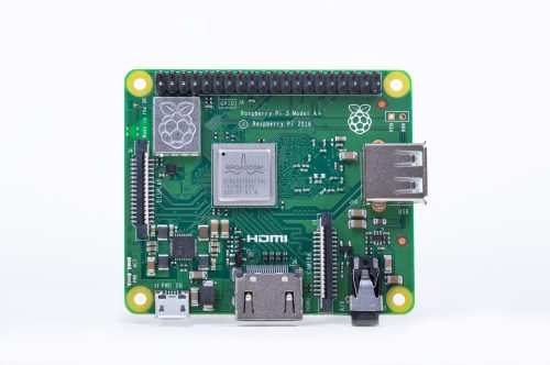 Raspberry Pi vs Arduino - Raspberry Pi 3 A+