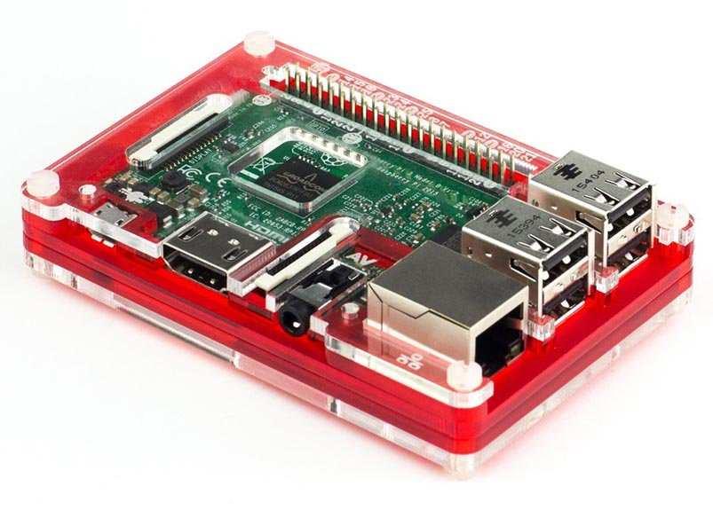 Best Raspberry Pi Cases - pibow case