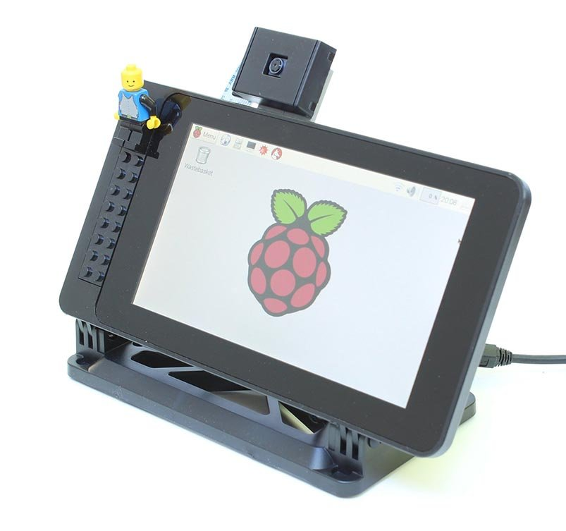 Best Raspberry Pi Accessories: Must-own Raspberry Pi Add-ons - touchscreen
