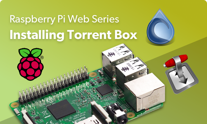 How to Make a Raspberry Pi Torrent Box