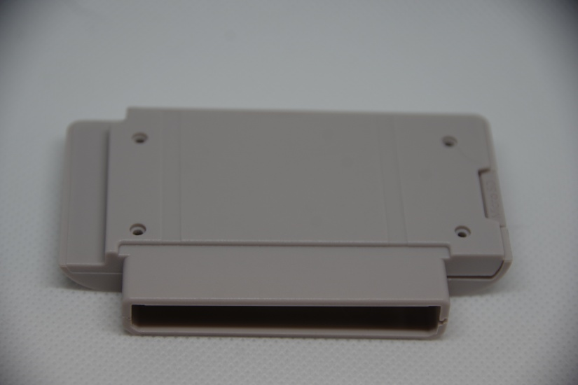 retroflag gpi case review - GPi GameBoy case cartridge holder