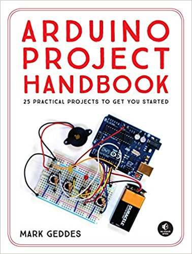 The Best Arduino Books You Can Read: Best Arduino Books for Beginners, Experts, and More - arduino project handbook
