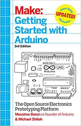 The Best Arduino Books You Can Read: Best Arduino Books for Beginners, Experts, and More - getting started with arduino
