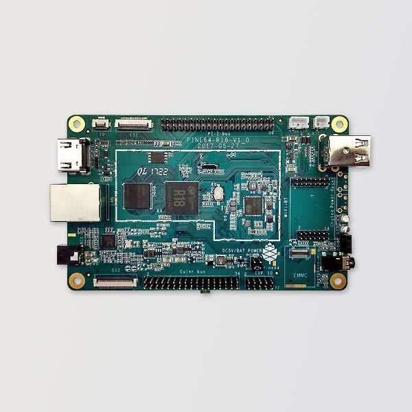 best raspberry pi alternatives - pine a64-lts
