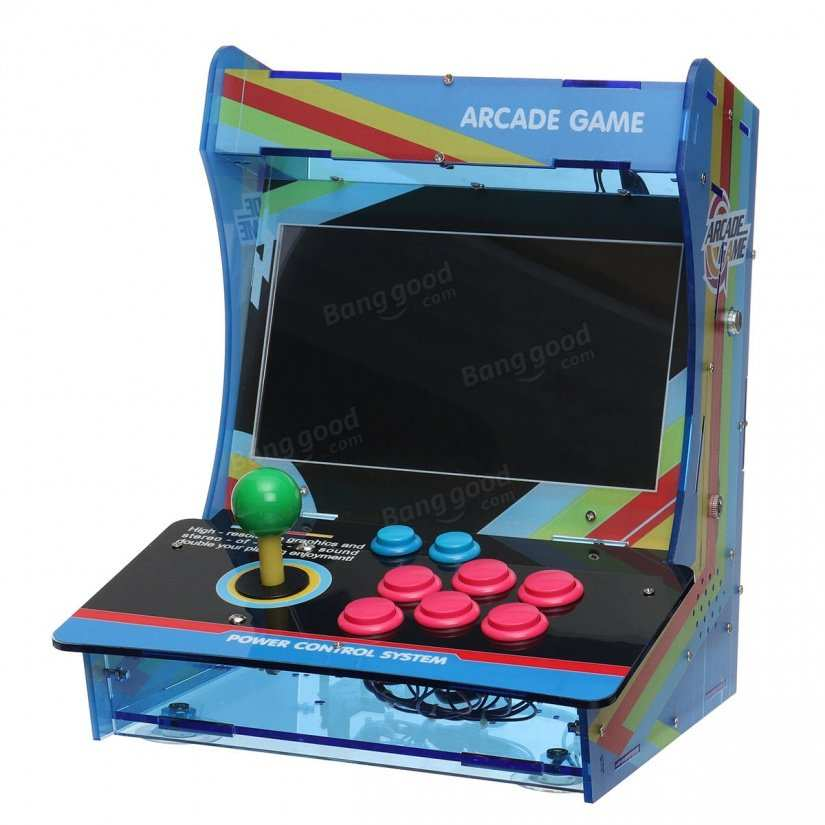 Raspberry Pi Arcade Console Hits Market for Almost $250