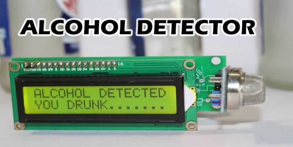 Arduino-Based Alcohol Detector
