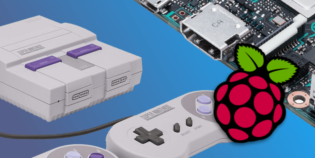 How to make a DIY SNES Classic with Raspberry Pi, ASUS