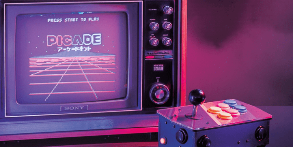 Pimoroni Picade Console Review and Tutorial: A Plug-and-Play