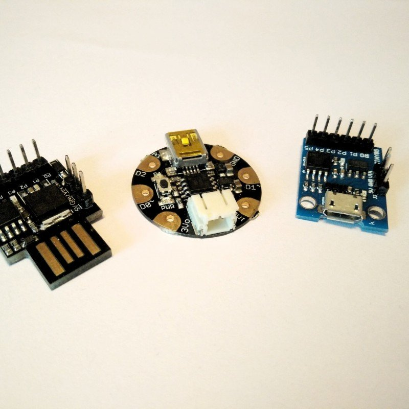 Introduction to the ATtiny85