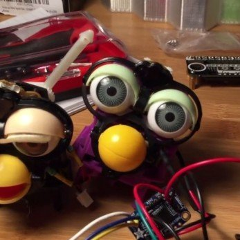 Furlexa: The Furby-Raspberry Pi Cross with Added Alexa!
