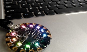 Taking your first steps with the Adafruit Circuit Playground Express