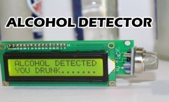 Arduino-Based Alcohol Detector