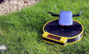 Time your Drones with an Awesome 3D-Printed Arduino-Powered Landing Pad!
