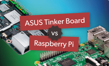 ASUS Tinker Board vs Raspberry Pi