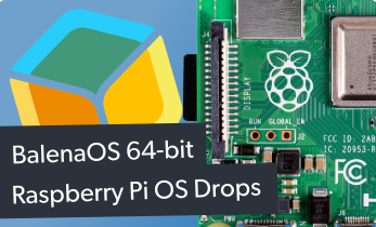 Balena Drops First Completely Usable 64-bit OS for Raspberry Pi 4