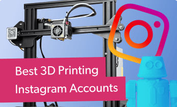 Best 3D Printing Instagram Accounts to Follow