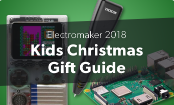 Best Holiday Maker Gifts for Kids 2018