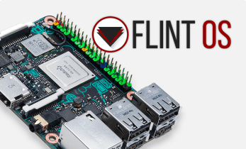 Getting Started with Flint OS on ASUS Tinker Board: Flint OS for Tinker Board