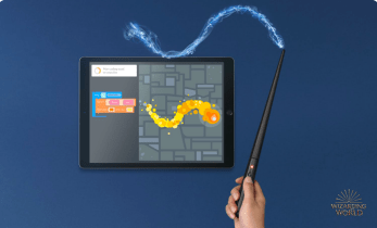 Kano Harry Potter Wand Coding Kit Review: Make Coding for Kids Magical