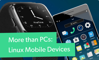 More than PCs: Linux Mobile Devices You can Buy or Make