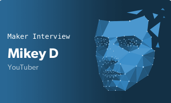 Meet a Maker Podcast Episode 4: Mike Darby