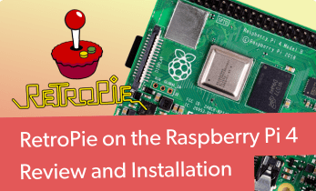 Raspberry Pi 4 RetroPie Unofficial Release - TheRA ROTT