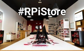 Raspberry Pi Store Opens: First Physical RPiStore Launches