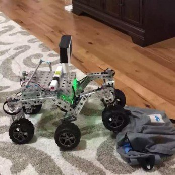 The Final Frontier: Build Your Own Raspberry Pi-Powered Mars Rover!