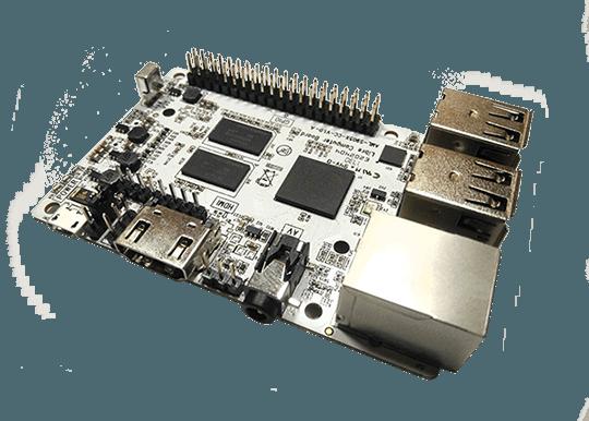 best raspberry pi alternatives - libre computer le potato